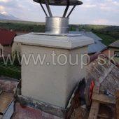 oprava, rekonštrukcia komína