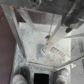 frézovanie a vložkovanie komína